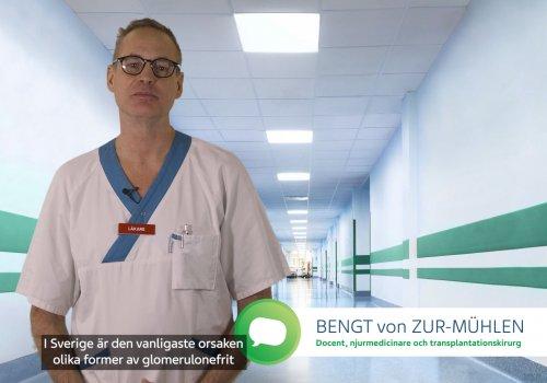 Hur behandlar man en njurtransplanterad patient?